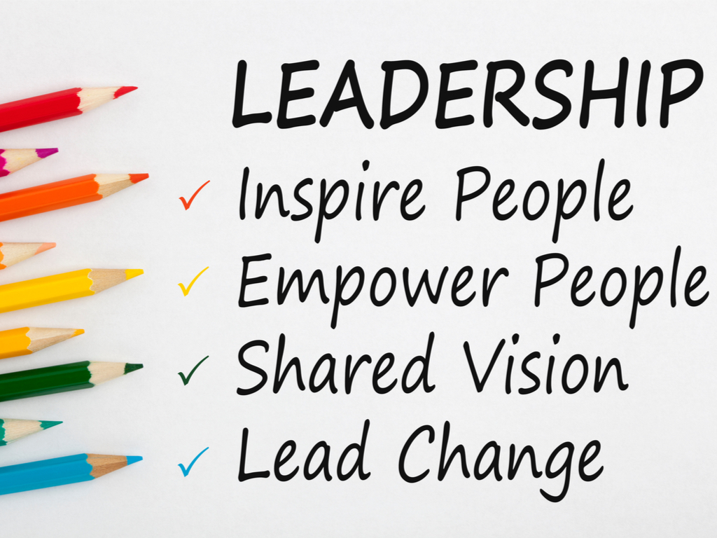 Change Leadership Image